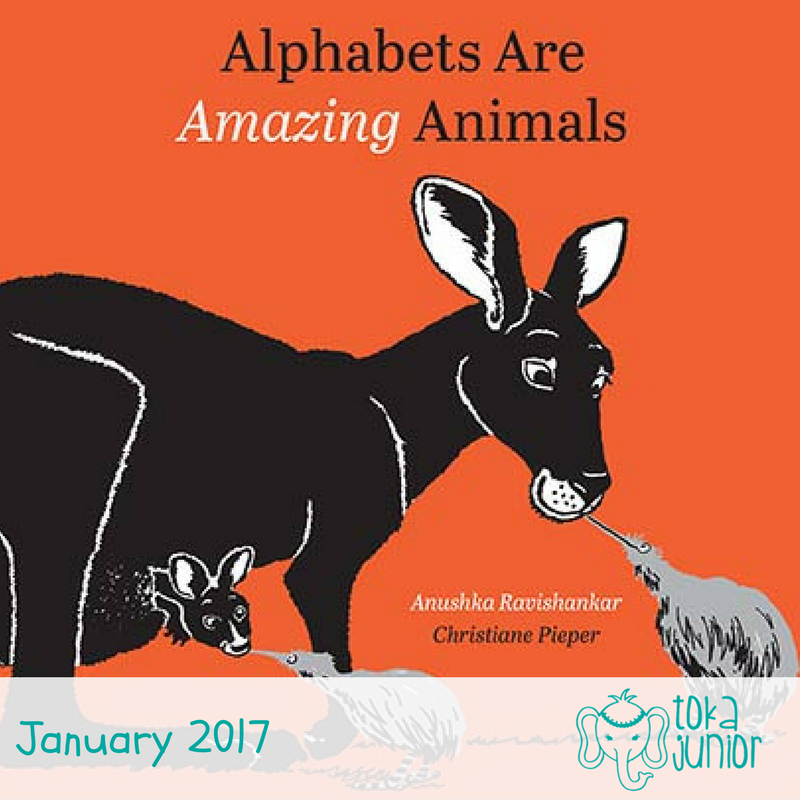 Alphabets of Animals and Birds