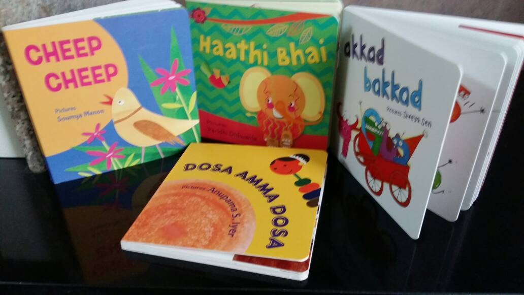 Board Book Bundle from Tulika!