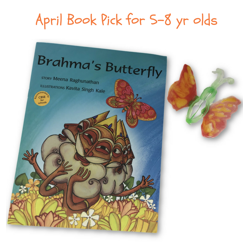 Lifecycle of a Butterfly for Grade schoolers