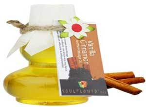 Soulflower vanilla cinnamon aroma massage oil 90ml at for Aroma indian cuisine coupon