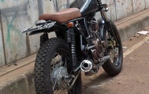 Retro: Modifikasi Yamaha Scorpio Japstyle | Otoasia