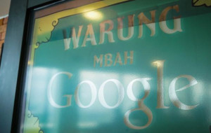 Mencicipi Masakan Mbah Google di Senayan