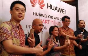 Huawei GR3 dan GR5, Midrange Smartphone dengan Sensor Sidik Jari
