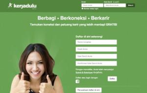 Startup Indonesia ini ingin menggabungkan konsep LinkedIn dan JobsDB