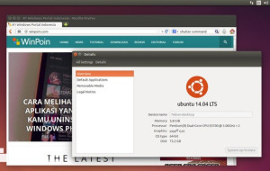 Cara Dual Boot Windows 8.1 Update dengan Ubuntu 14.04 LTS - WinPoin