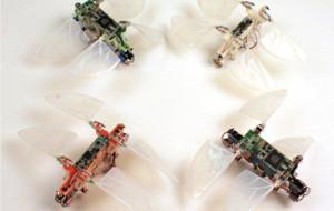 TechJet Dragonfly, Robot Capung unik yang Bisa Dikontrol Melalui Smartphone dan Komputer