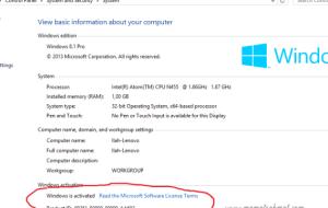 Aktivasi Windows 8.1 Pro Menggunakan KMSpico