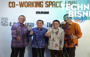 Gandeng LPIK ITB, Lintasarta Bina Mahasiswa Enterpreneur Digital