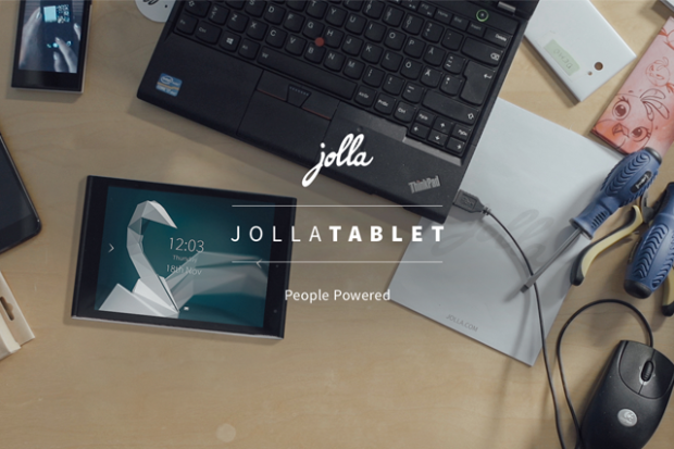 Be a part of making the world's first people powered tablet, running Sailfish OS 2.0.