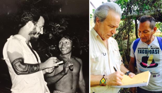 Saving the Rainforest Shamans at Sixty | Indiegogo