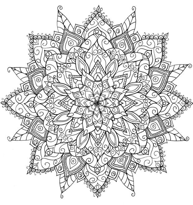 ive already self published one adult colouring book full of my patterns but id like to crowdfund a second book and offer some fun incentives along the - Colour In Book