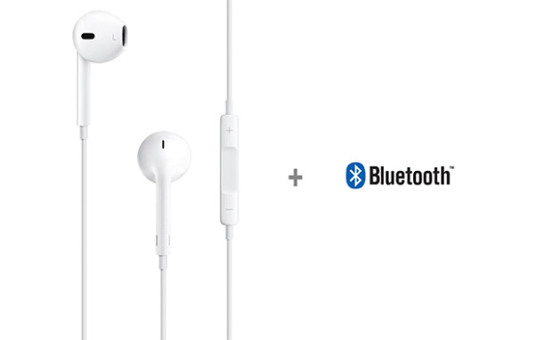 bluepin   bluetooth earpods only apple