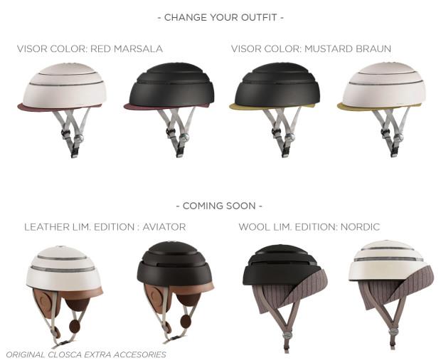 Resultado de imagen para Bike helmet brand Closca