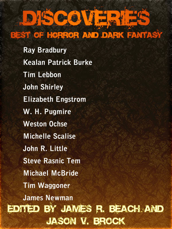 The ever expanding grab bag by dark regions press indiegogo discoveries best of horror and dark fantasy edited by james r beach and jason v brock fandeluxe Choice Image