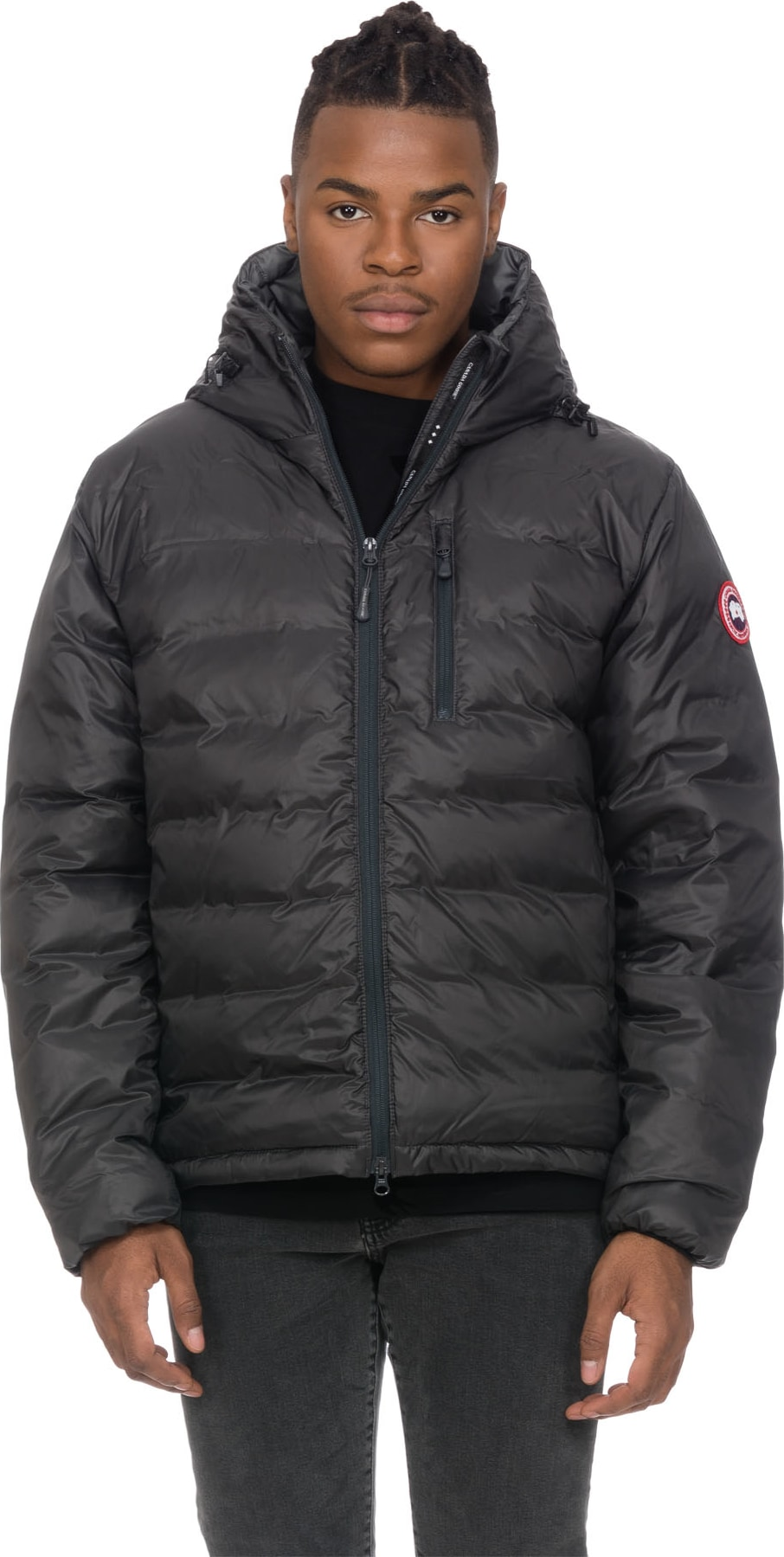 canada goose lodge graphite