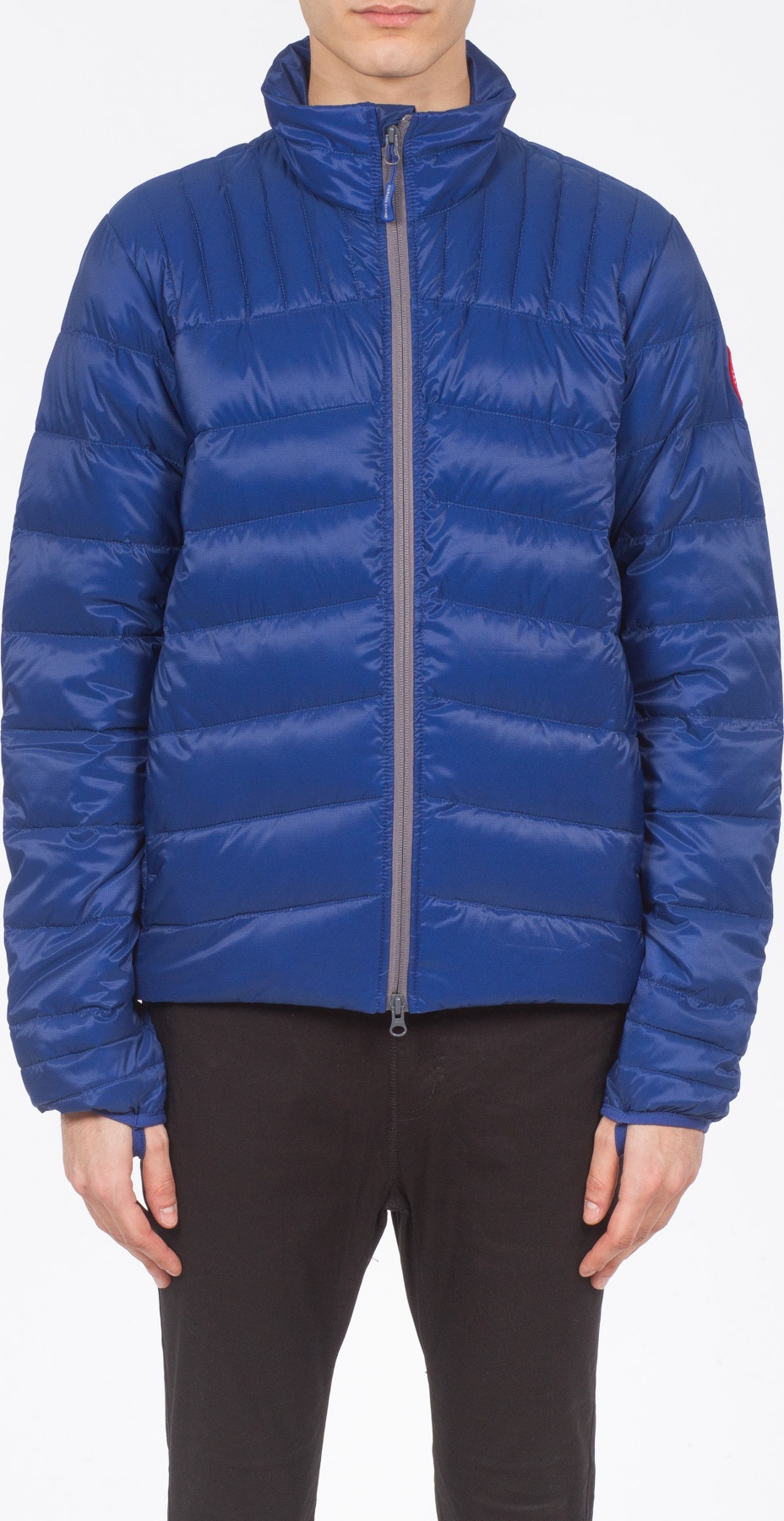 canada goose hybridge jacket pacific blue