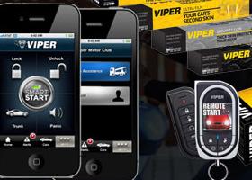 viper car alarm install miami