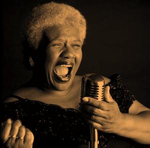 Barbara Morrison jazz singer