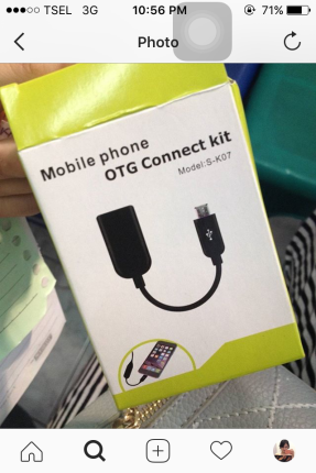 USB OTG for android