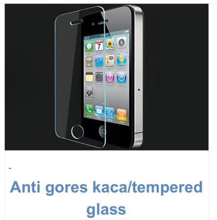 Antigores Kaca Pro Quality