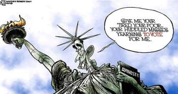 New Plan To Give Amnesty To Illegal Immigrants