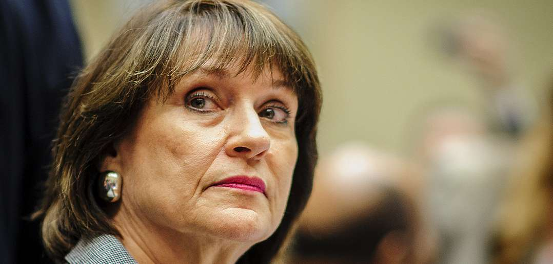 Some Lois Lerner Emails Finally Produced By IRS