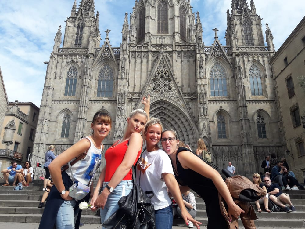 Gotic Barcelone Enigmes dans Gotic