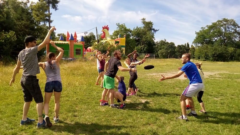 Sportif Bois de Boulogne Ultimate Frisbee