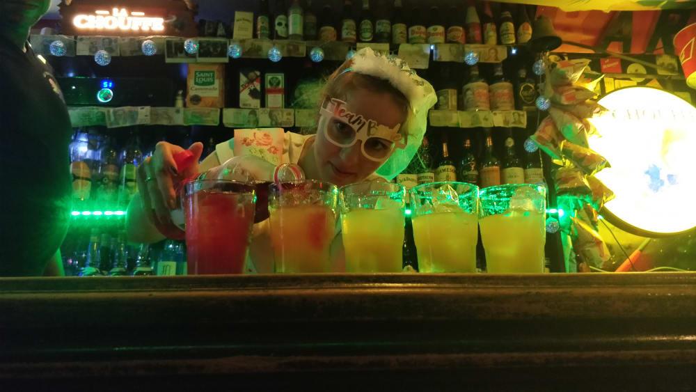 Mouffetard Devenez barman