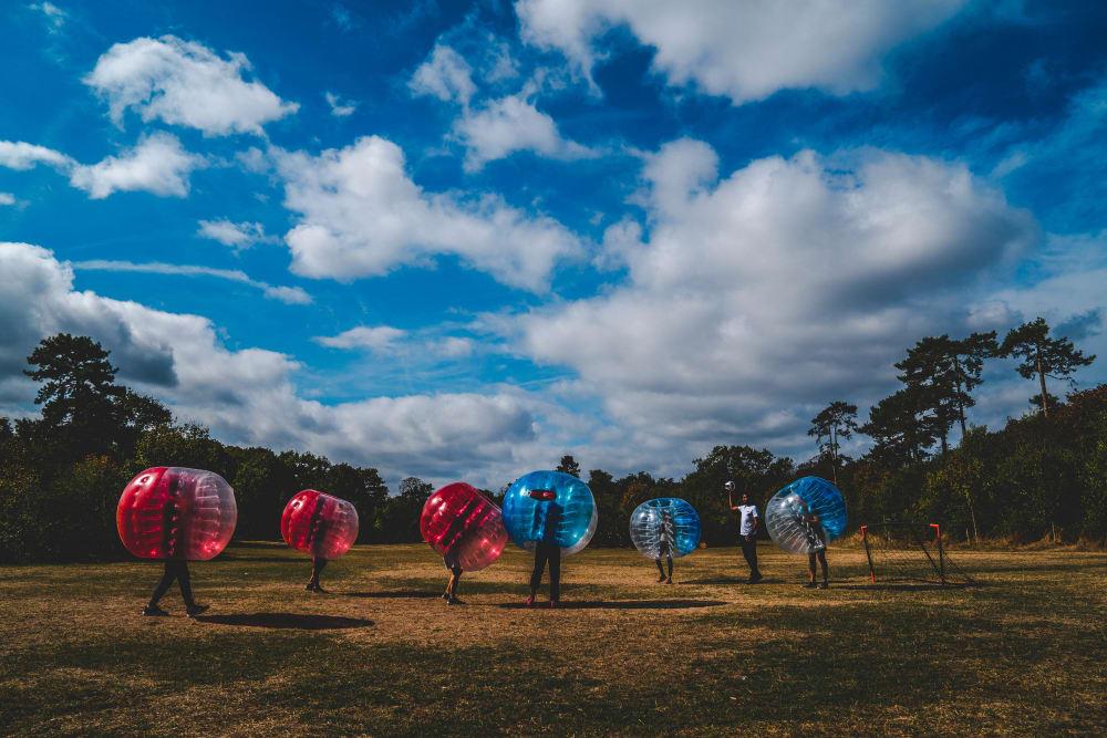 Sportif Bois de Boulogne Foot Bulles