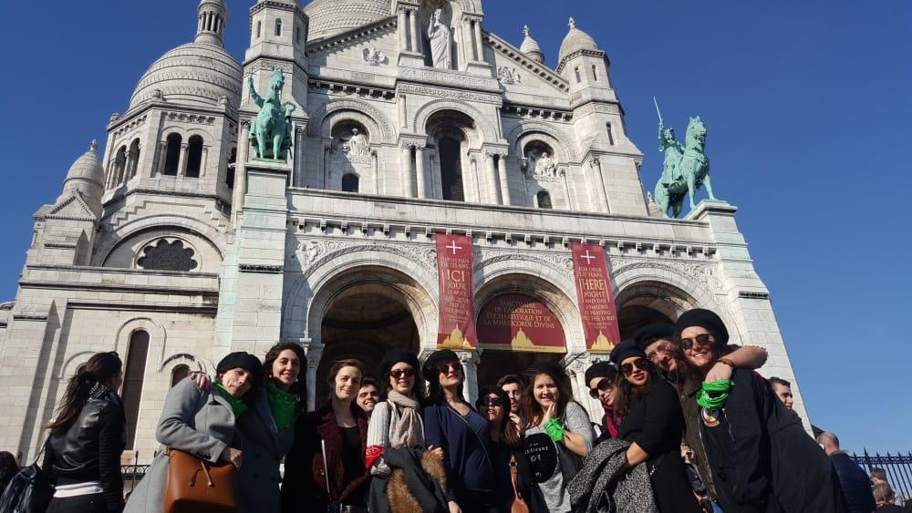 Montmartre Quizz culturel sur la France