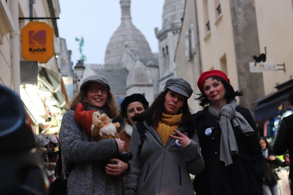Montmartre Énigmes