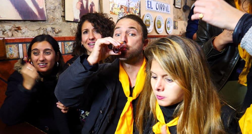 Gotic Barcelone Le défi piquant