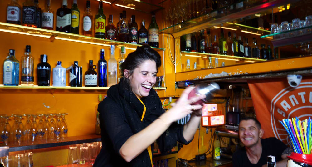 Gotic Barcelone Devenir Barman
