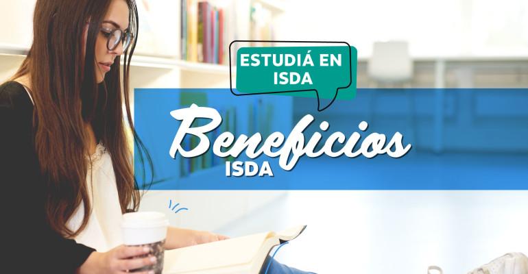 #BeneficiosISDA