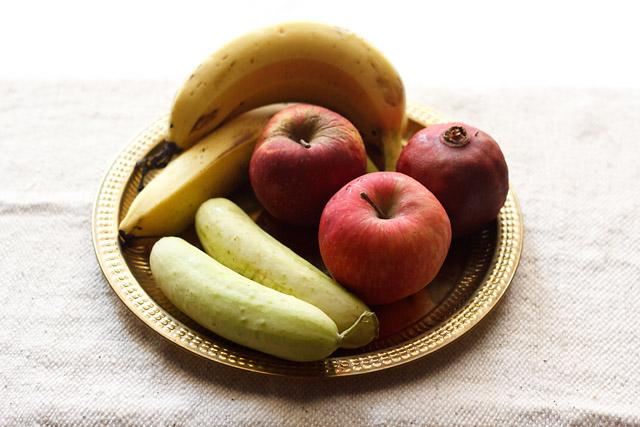 Image result for fasting on navratri fruits