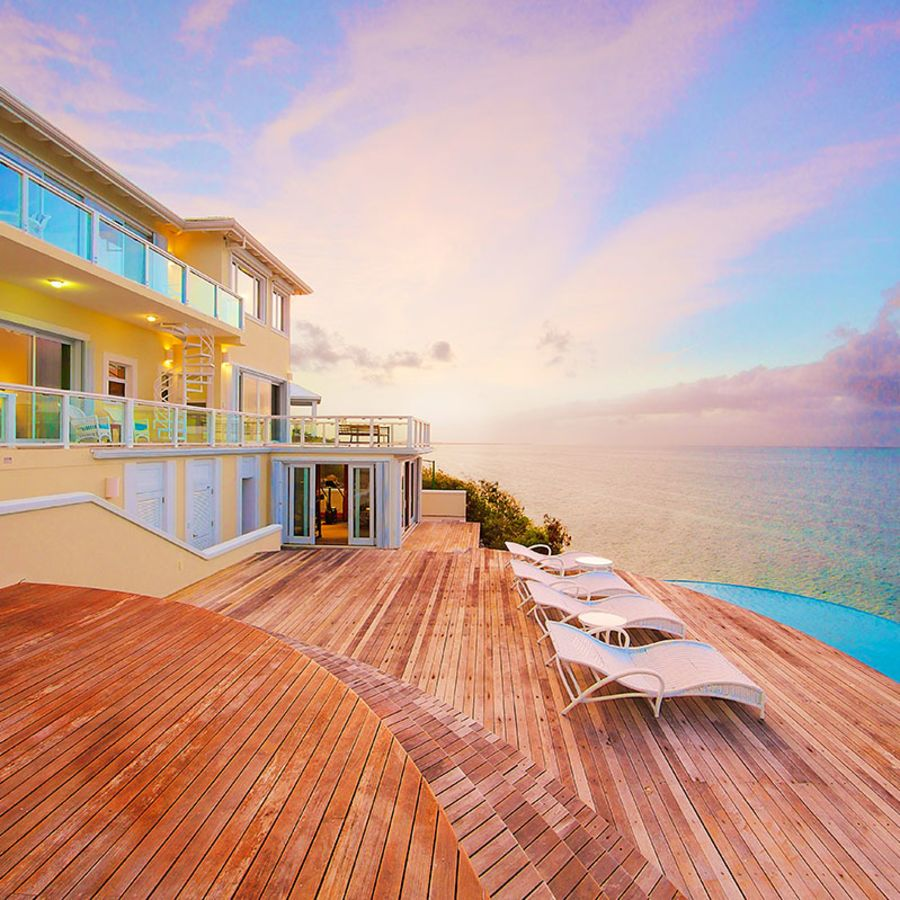 Stargazer Villa - Overlooking Grace Bay