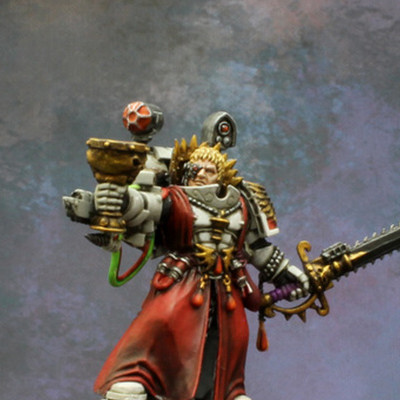 Sanguinary Priests