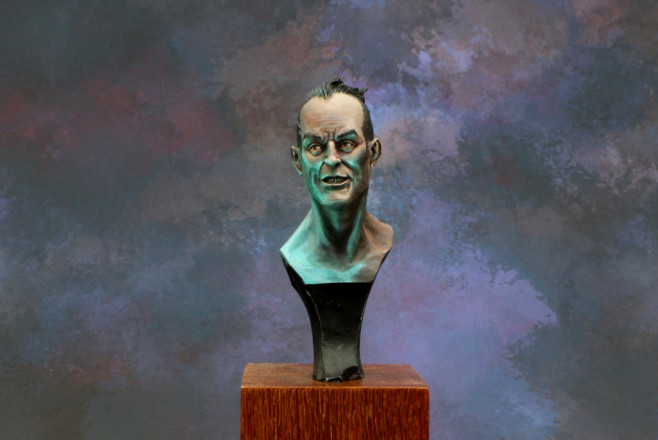 Anonymous Bust