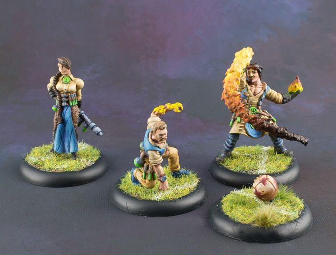 Guild Ball Alchemists