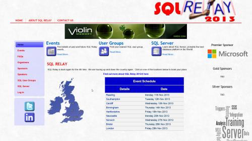 original sqlrelay site