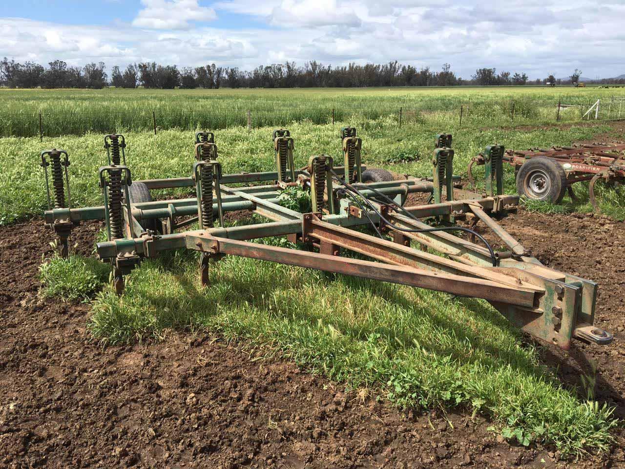 John Deere Farm Equipments