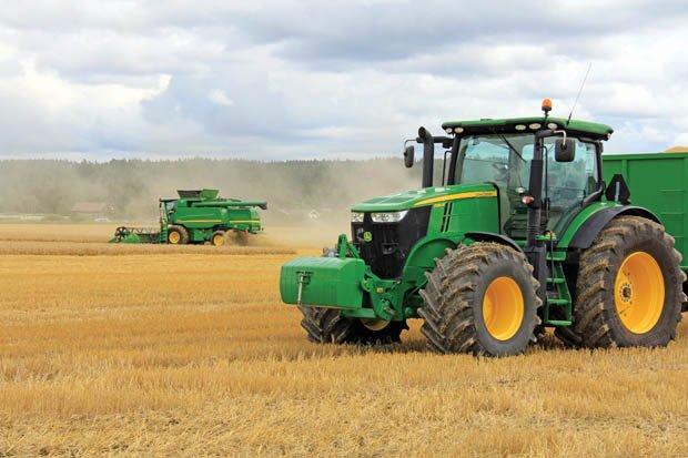 John Deere Plough Equipments