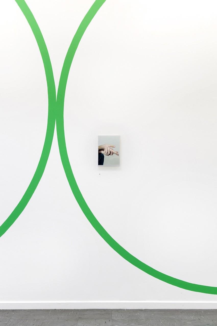 Install shot, Tunisian-Parquetry - 2014 - Jackson Slattery