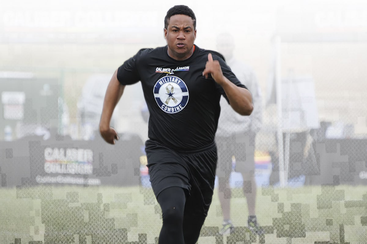 Caliber Military Combine – Fired Up for the Finals