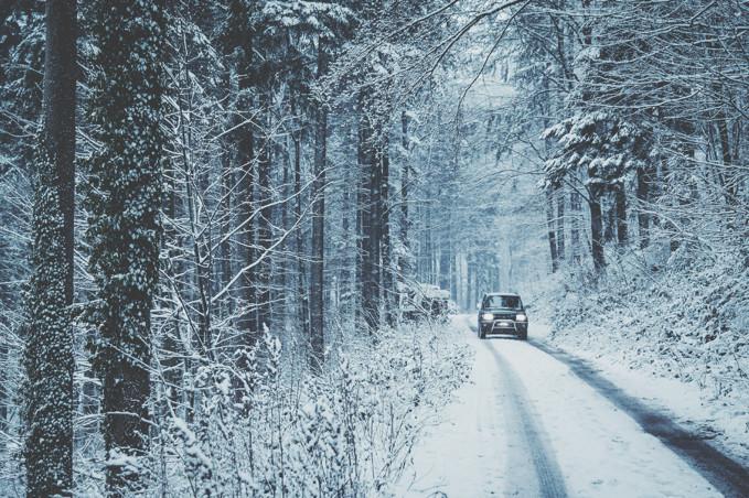 Winter Wonderlands to Road Trip This Season