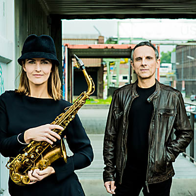Karolina Strassmayer & Drori Mondlak – Klaro! (Bild © Jim Rakete)