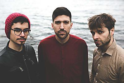New Faces Online: NAU Trio (Bild © Marcos Angeloni)