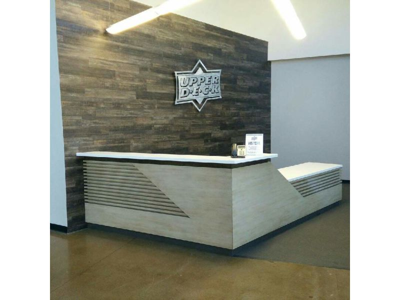 Upper Deck Reception Desk
