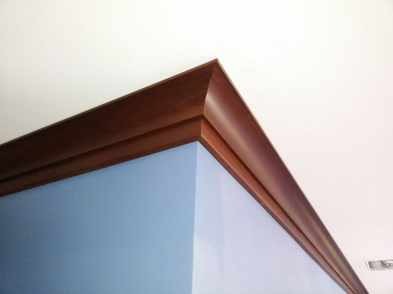 Mission Valley Crown molding